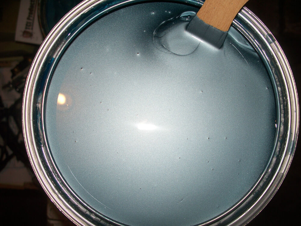 High Gloss Ice Blue Gallon Kit Single Stage Acrylic Enamel