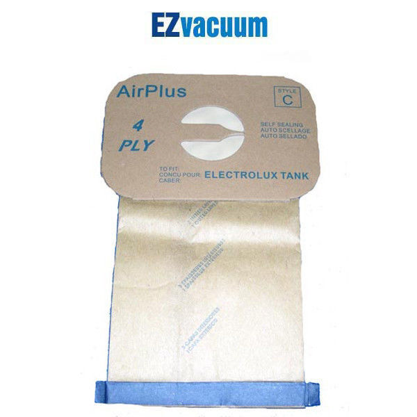 Electrolux Style C Vacuum Bag Canister Vac Type Tank Multi