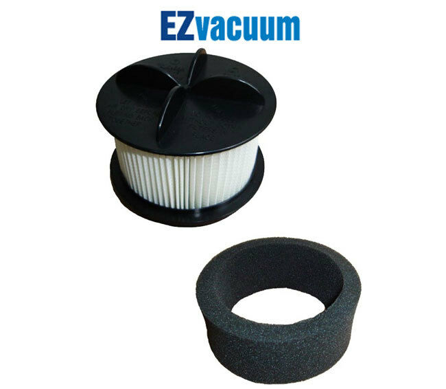 Bissell Bagless Style 9 10 12 Vacuum Filter Set 2031192