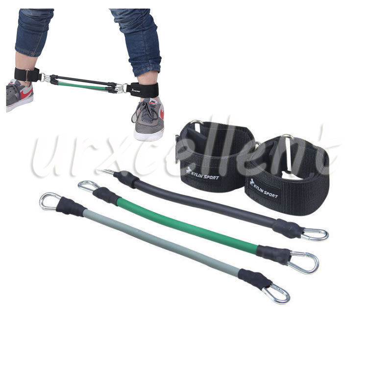 Speed Training Ankle Straps Leg Resistance Band Stretching