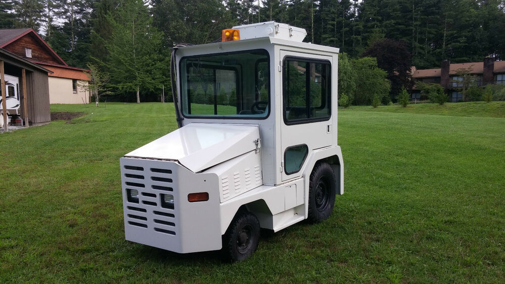 Harlan Tractor Parts : A g mercury tow tractor tug ebay