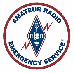 ARES Amateur Radio Sticker Military Armed Forces Decal M144