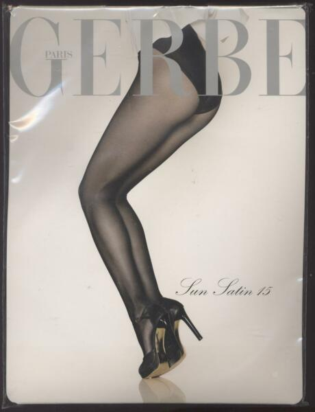Taille 3-9½ Collant GERBE ARMELLE coloris Anthracite Tights.