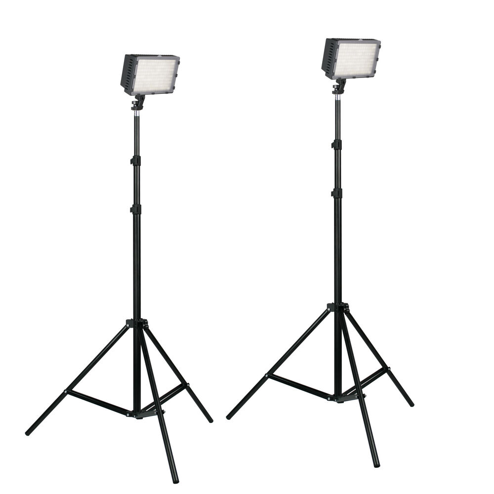 Led Studio Light Repair: LED160 Photo Studio Video Lighting Kit Interviews
