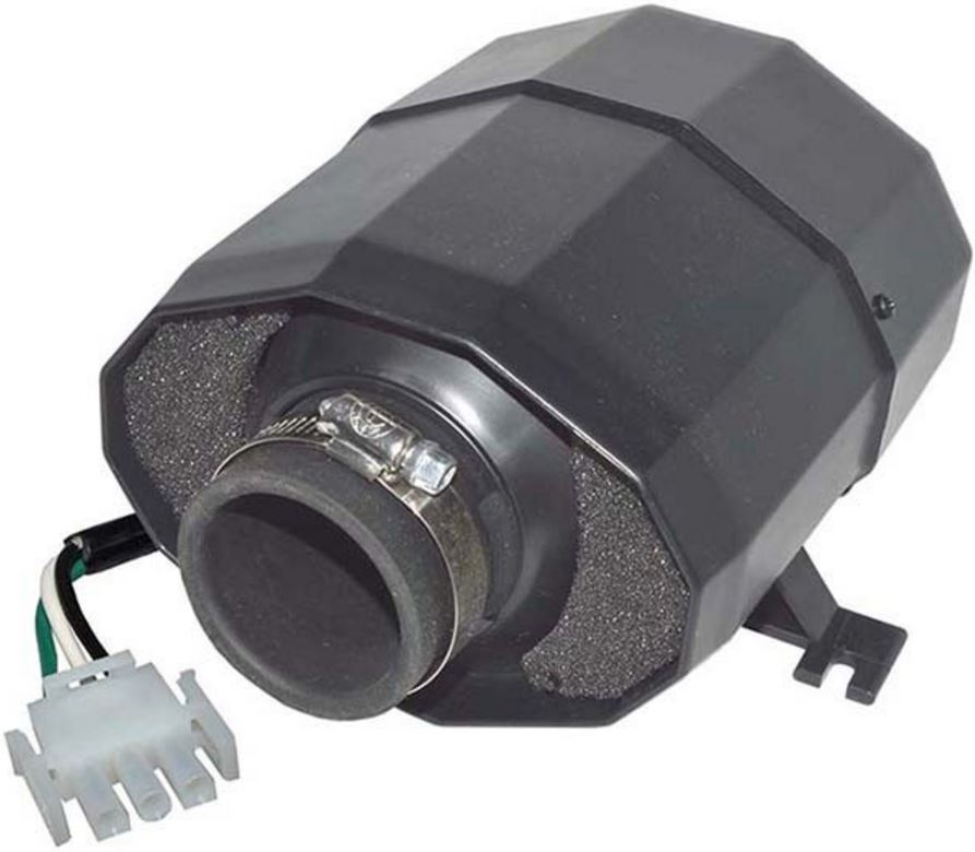 Low Profile Blower : Hydro quip silent air blower serie low profile hp