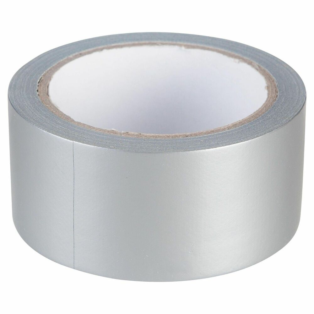 50mm x 33m metre silver gaffa gaffer duck duct tape strong. Black Bedroom Furniture Sets. Home Design Ideas