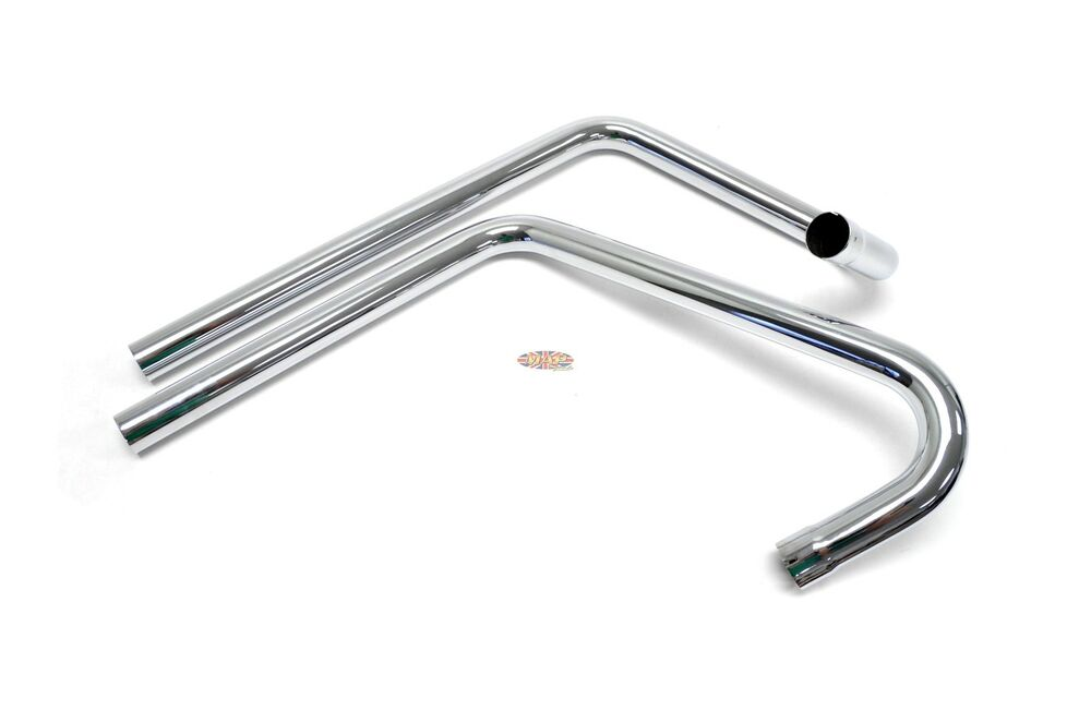 Harley Touring Side Exit Exhaust