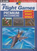 Jet Flight Games (PC)