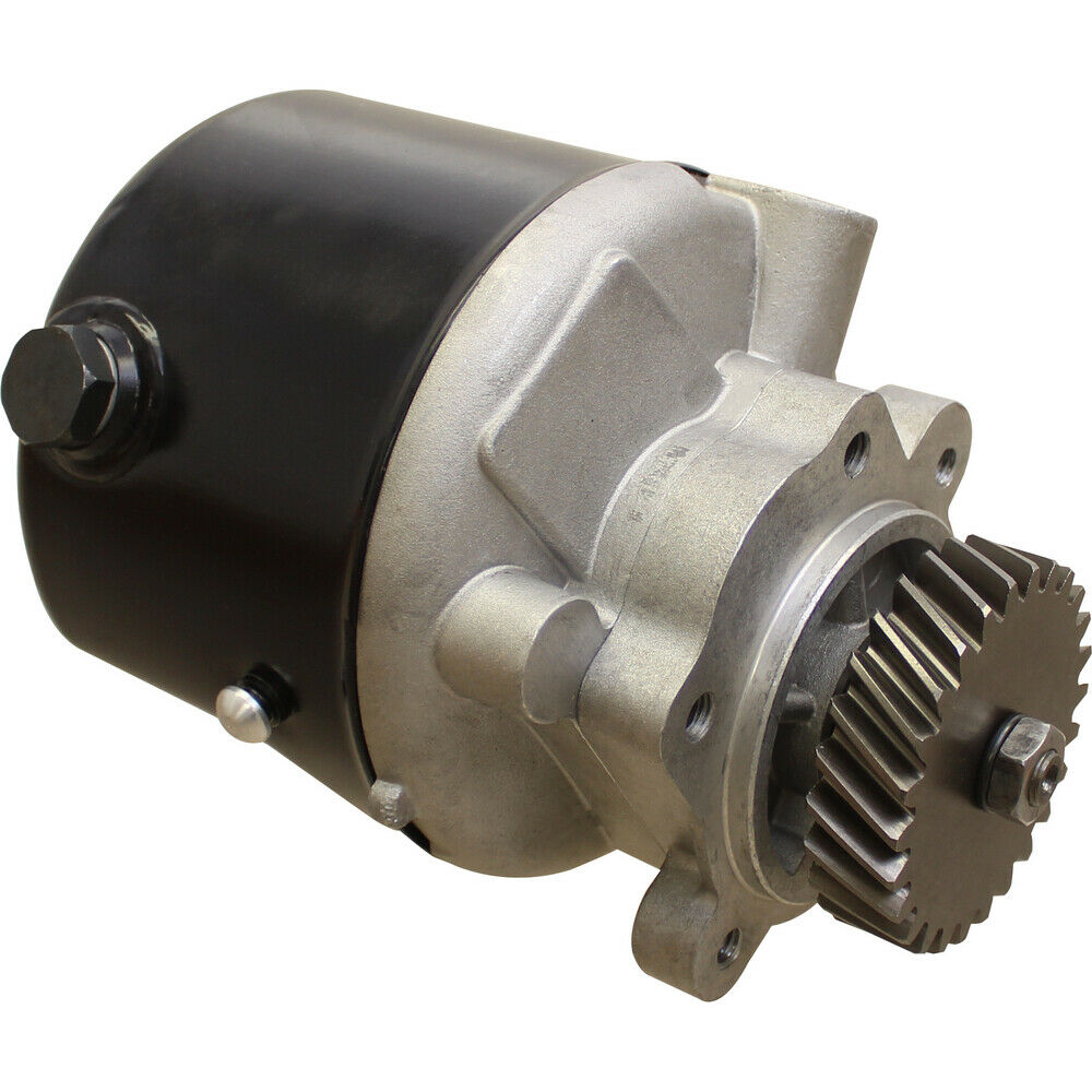 Tractor Power Steering : E nn k pa power steering pump for ford new holland