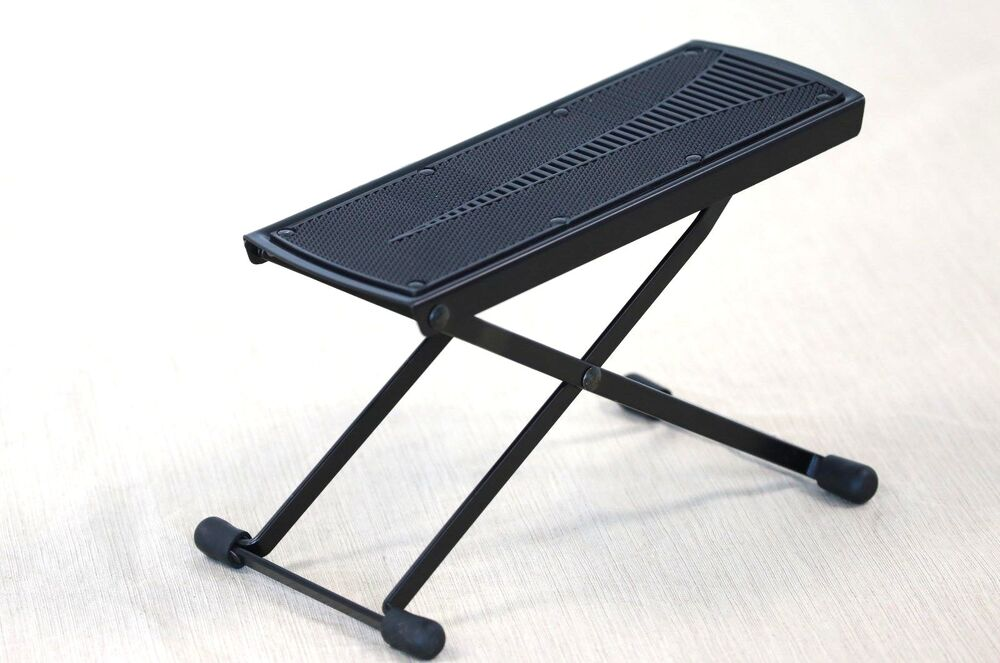 Guitar Foot Stool Footrests Large Size Dfs 1 Ebay