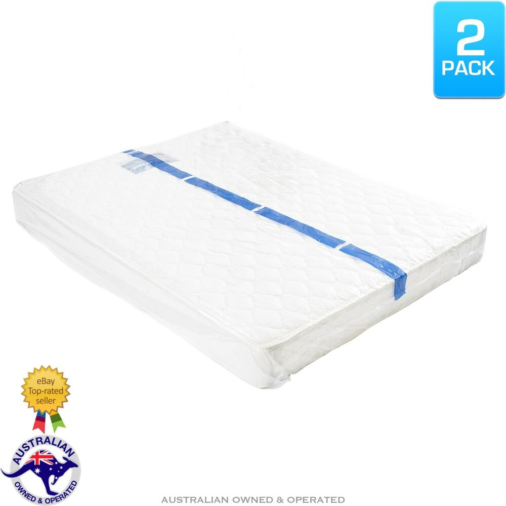 Queen Size Bed Plastic Cover