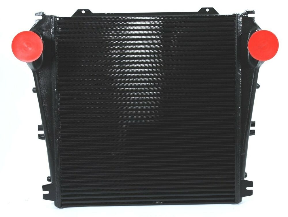 Charge Air Cooler : New freightliner fl mb business class charge air