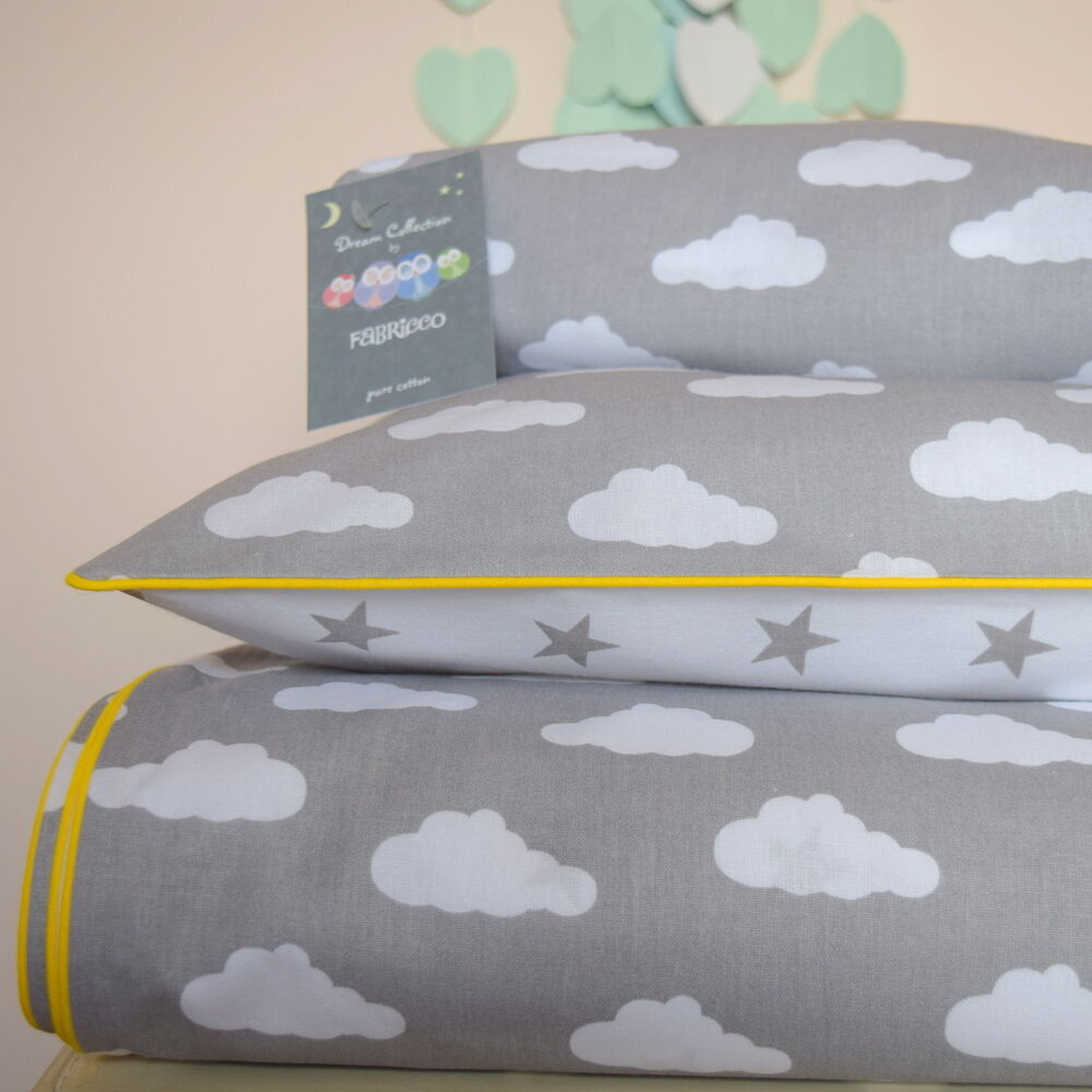 Cot Bed Duvet Cover Size