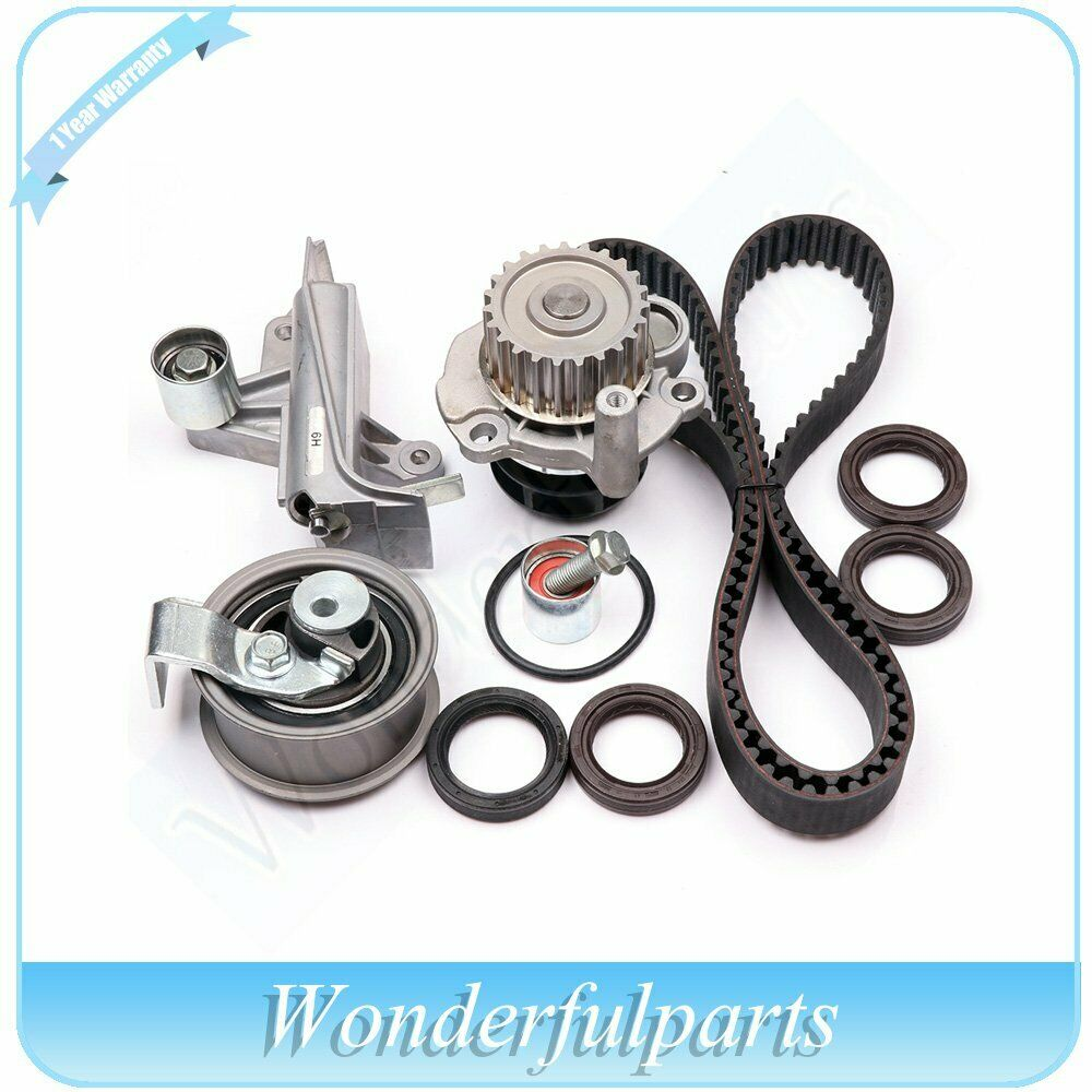 Audi Timing Belt : Timing belt water pump kit fits volkswagen passat