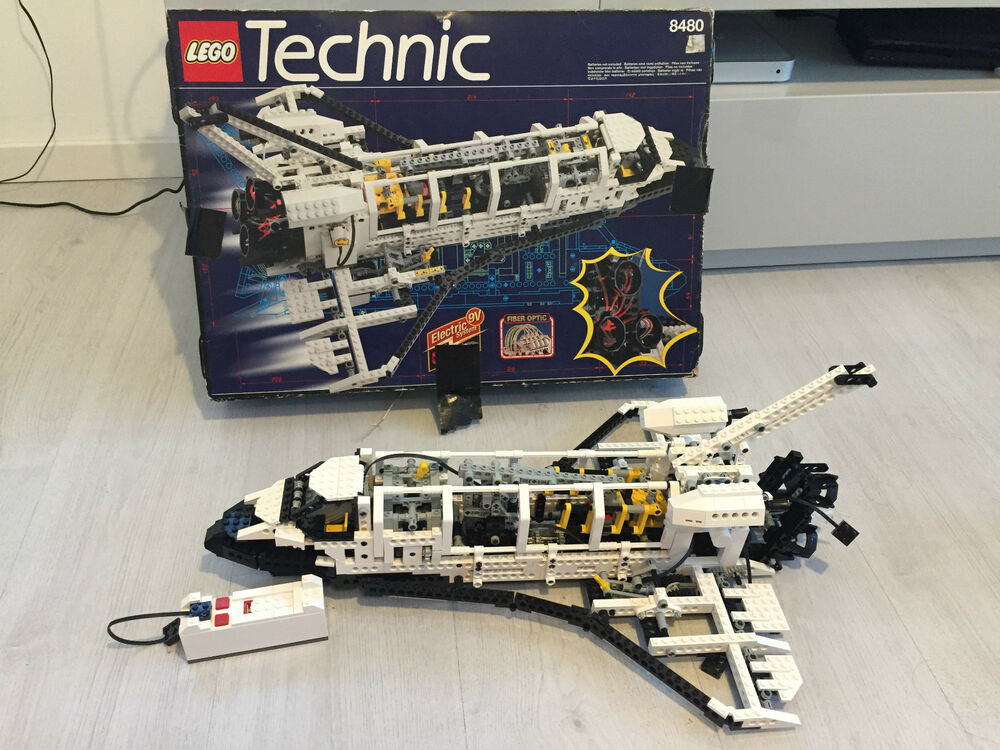 space shuttle lego technic - photo #1