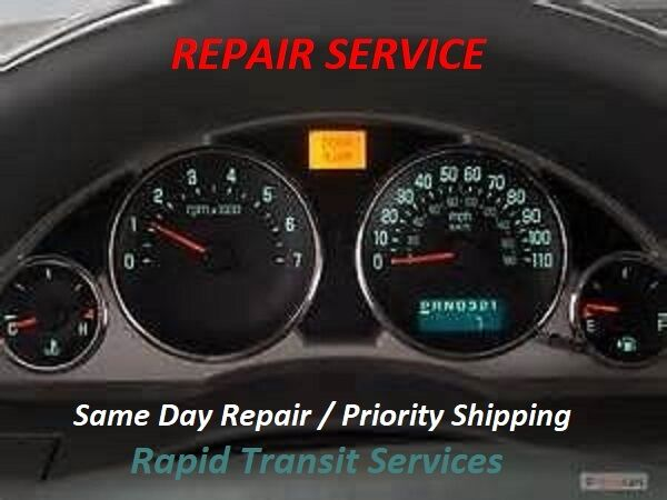 S L on 2003 Buick Rendezvous Parts