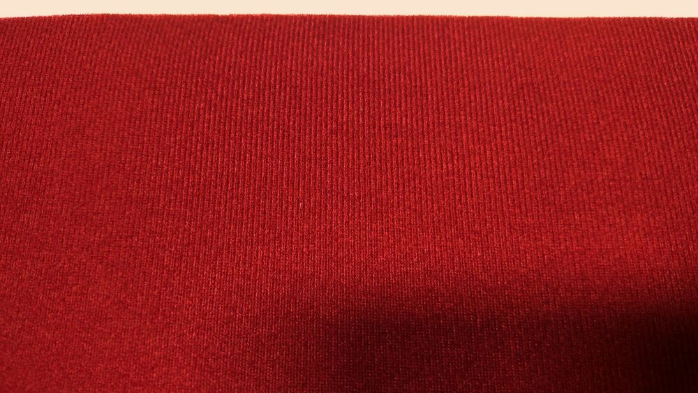corvette red automotive upholstery headliner fabric 3 16 foam backing 60 w bty ebay. Black Bedroom Furniture Sets. Home Design Ideas