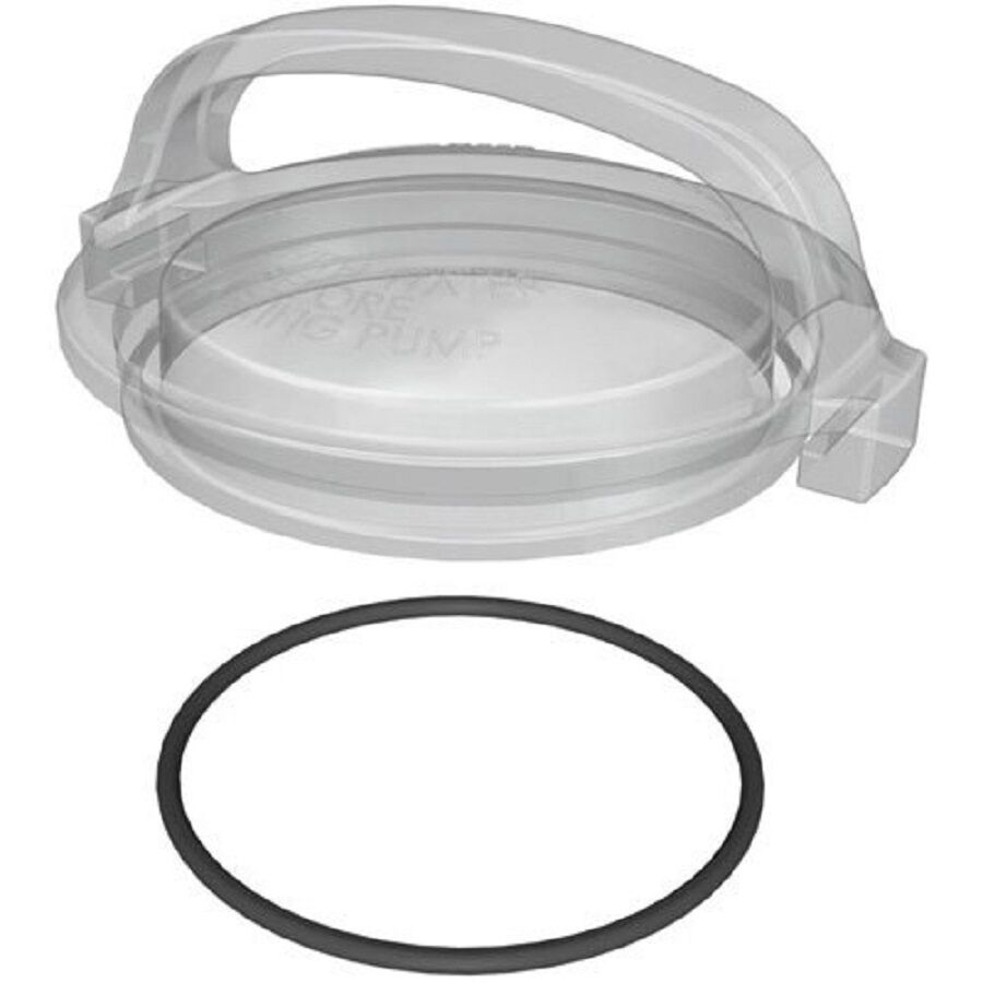 Strainer Cover Lid W O Ring For Hayward Power Flo Pumps Filter Swimming Pool Ebay