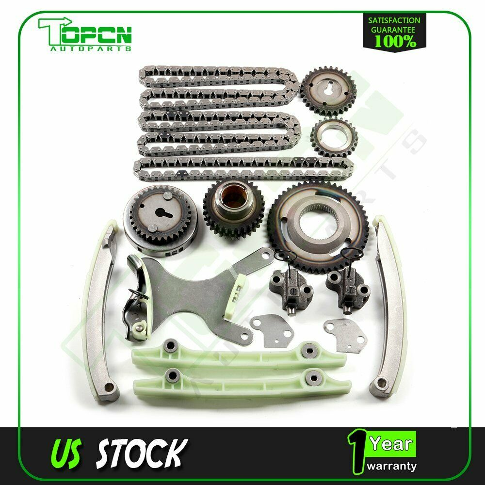 TIMING CHAIN KIT FITS Dodge RAM 1500 TRUCK 03-07 DURANGO