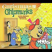 Alvin & the Chipmunks / Christmas with the Chipmunks (CD) David SeVille / GREAT