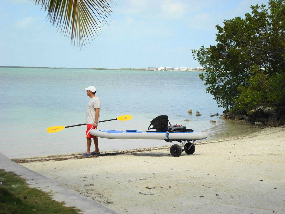 Foldable Kayak Kaboat Paddle Board Small Boat Trailer