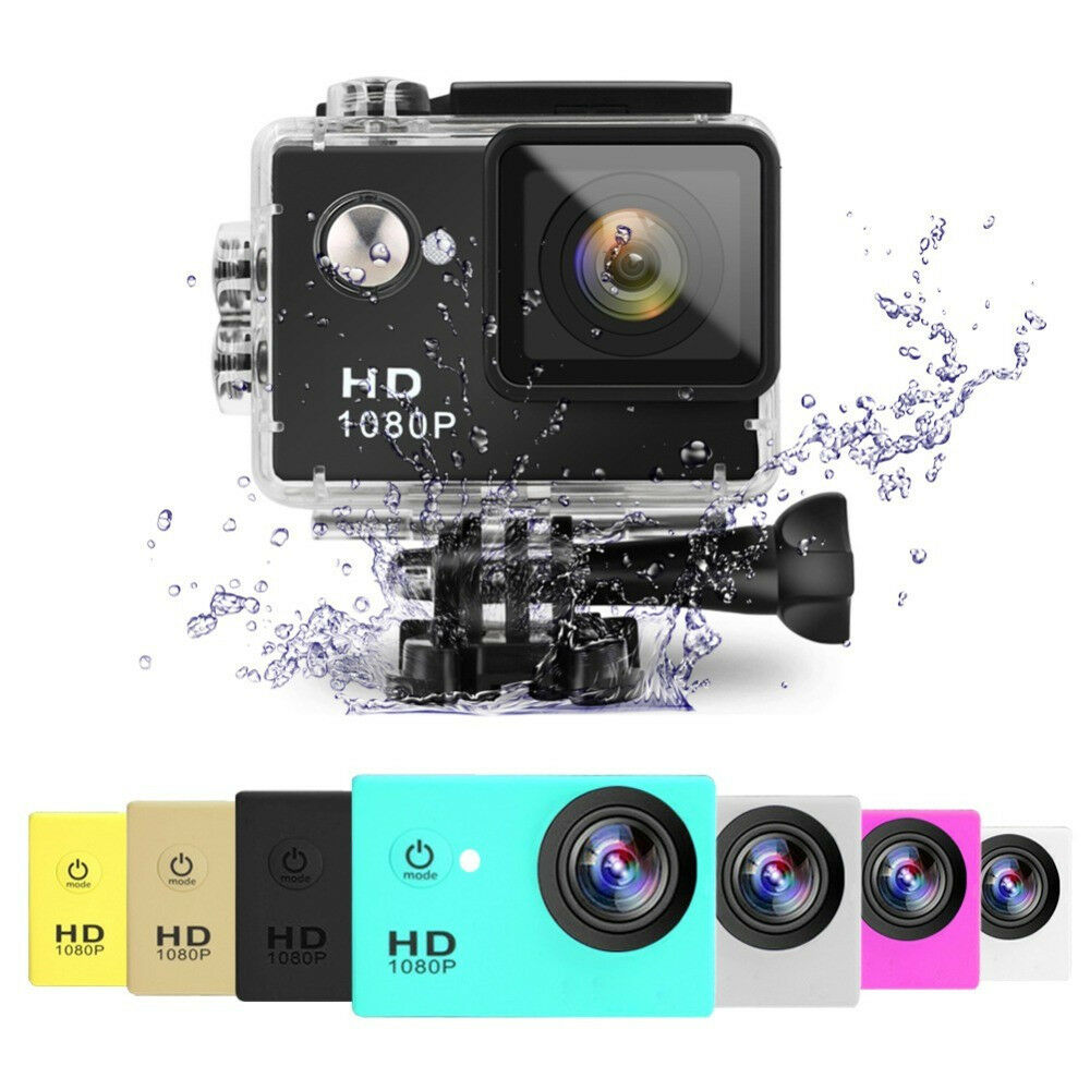 sj4000 waterproof sports dv 1080p hd video action camera. Black Bedroom Furniture Sets. Home Design Ideas
