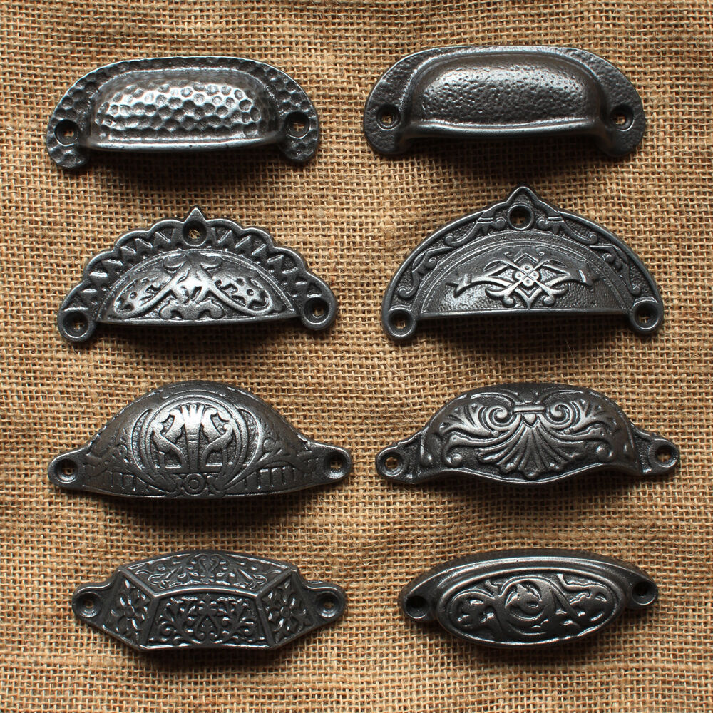 antique kitchen cabinet hardware antique cast iron cabinet cup pull handles door cupboard 10650