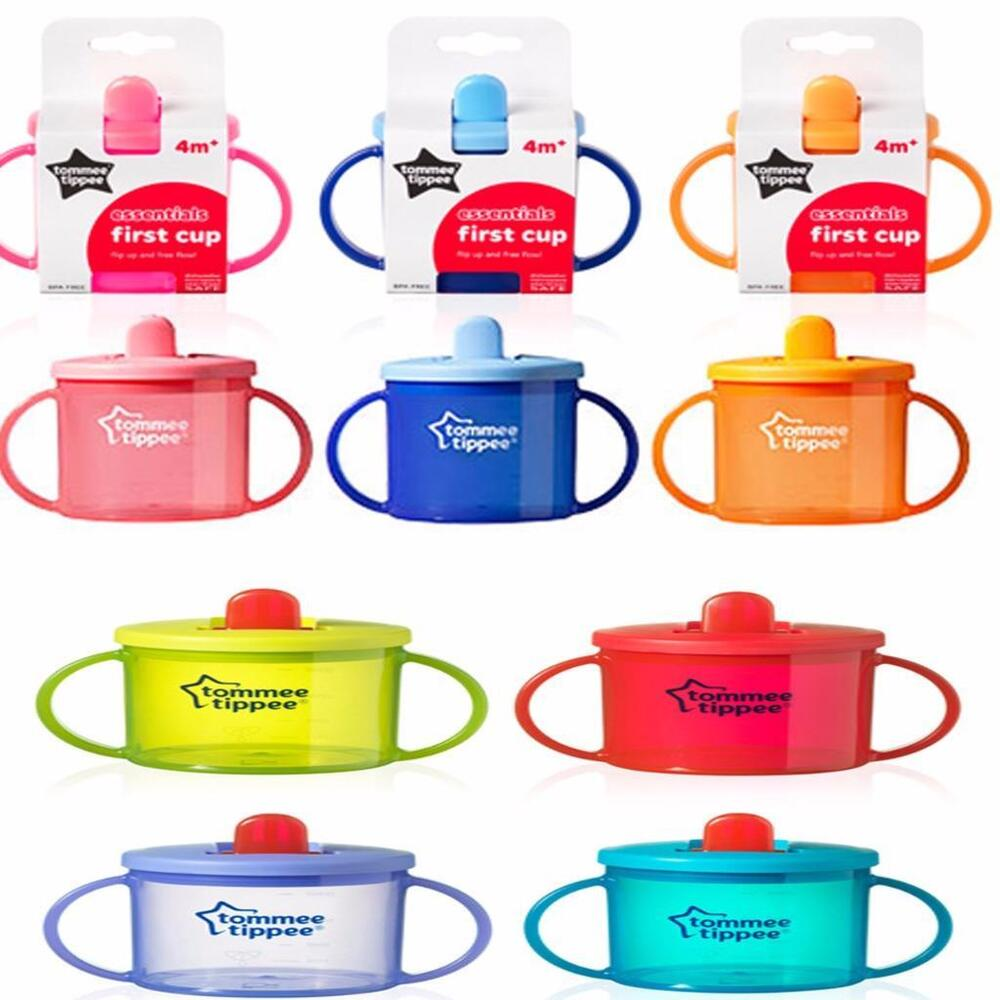Tommee Tippee Essentials First Cup Mobility New Colours