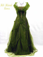 Victorian Fae/SIDHE Themed Dress 18/20 /BALLGOWN/MASQUERADE (US 16/18)