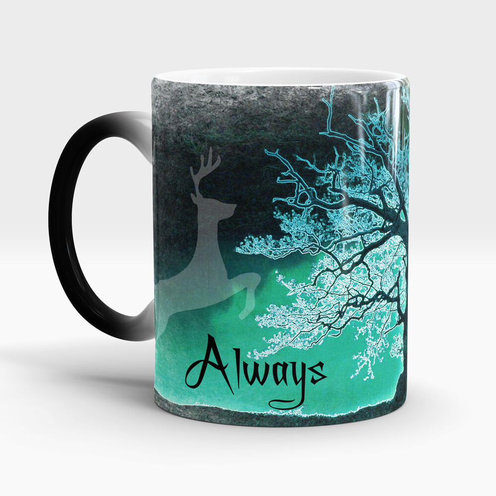 Creative Gifts Magic Mugs Harry Hot Drink Cup Color