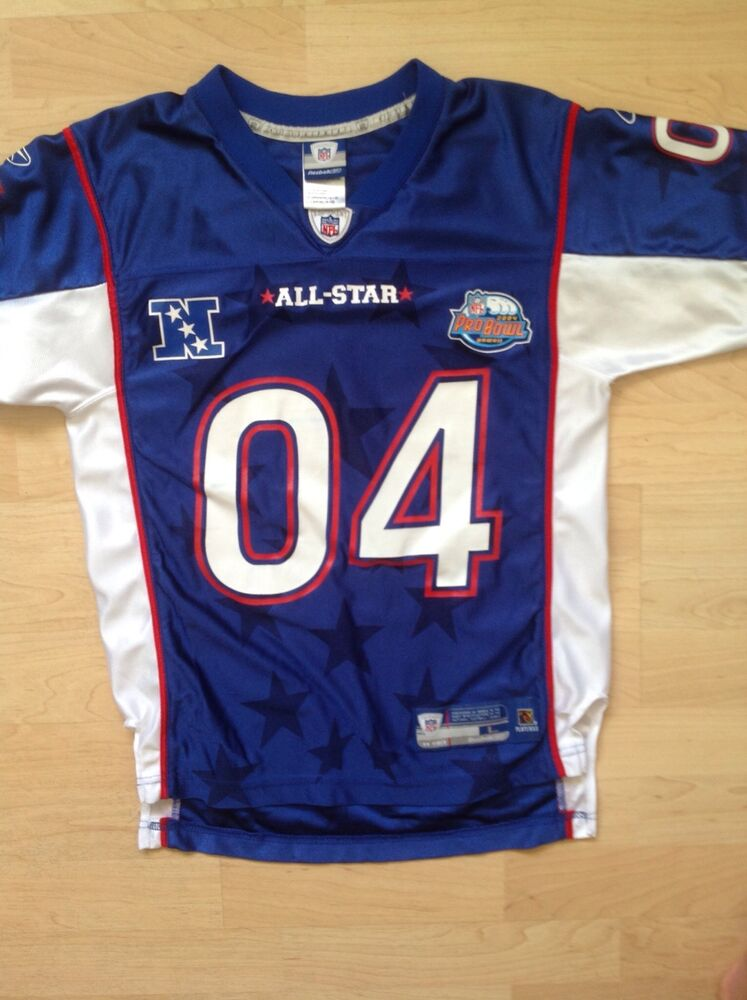 f33fc2a93 Reebok NFL Equipment All Star  04 Football Jersey Youth Large