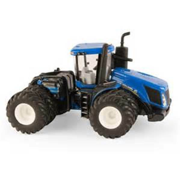 New Holland Tractor People : New holland scale t wd tractor w duals ertl