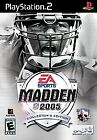 Madden NFL 2005 Collector's Edition (Sony PlayStation 2, 2004)