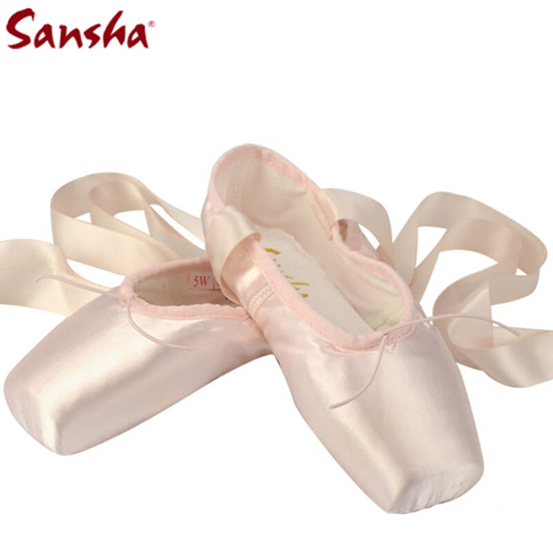 Sansha Pink Ballet Dance Kids Girls Ladies Infanta Prince ...