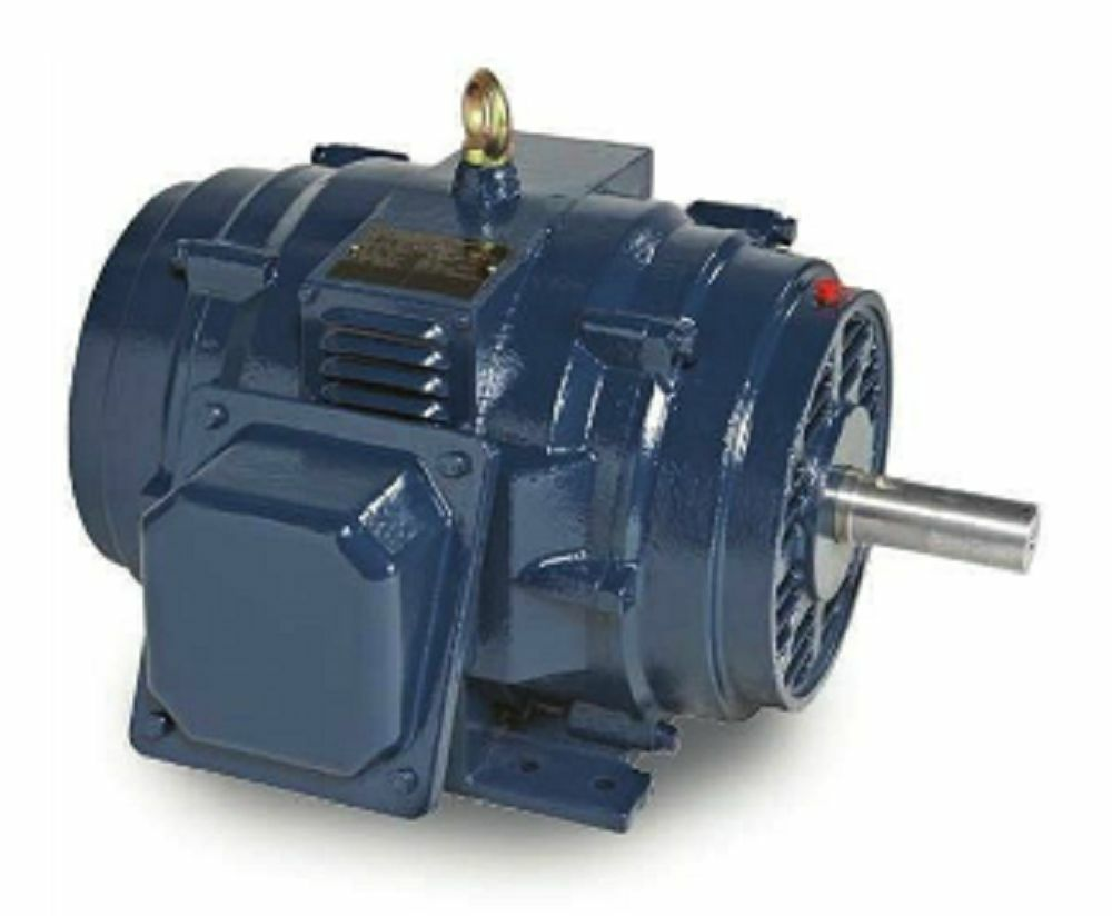 Leeson electric motor c182t34db8a 5 hp 3600 rpm for 5hp 3ph electric motor
