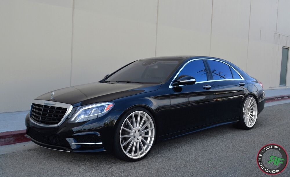 22 Rf15 Staggered Wheels Rims For Mercedes S Class W221