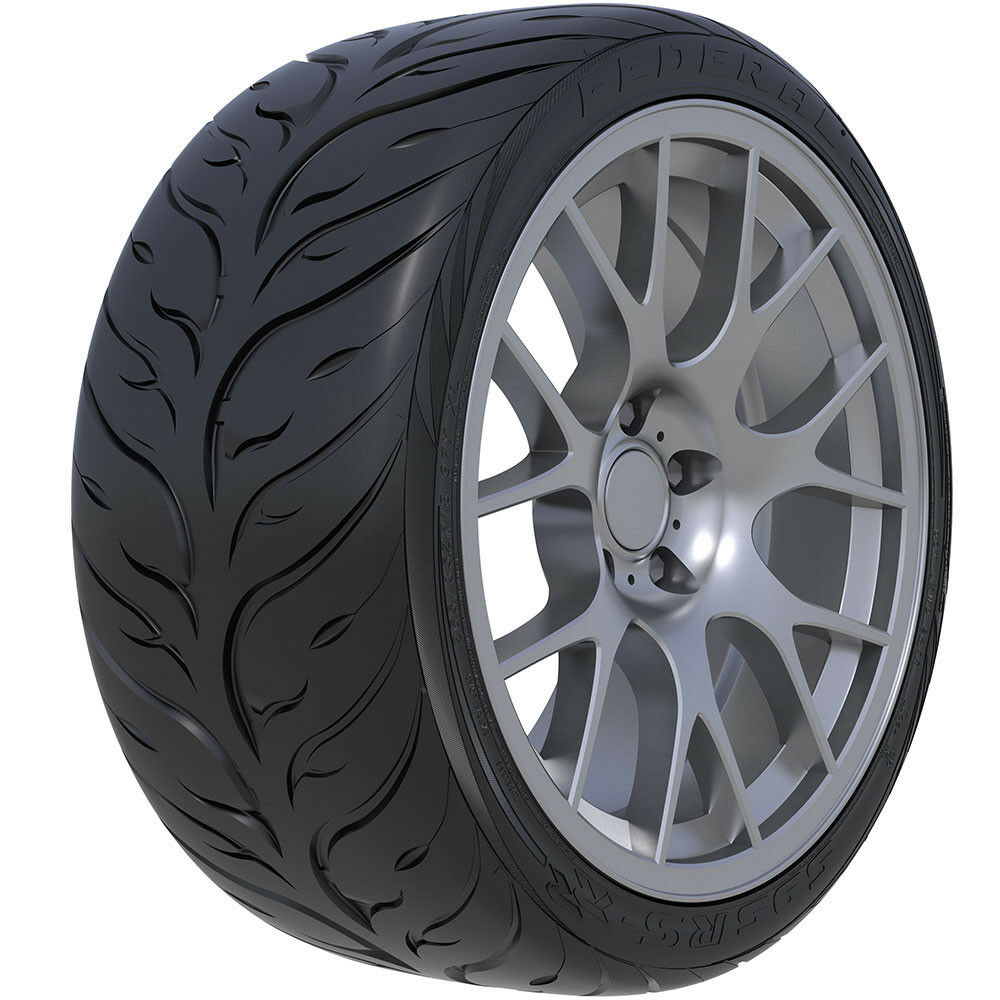 19 federal 595rs rr tire 245 40zr19 1 new tire 245 40. Black Bedroom Furniture Sets. Home Design Ideas