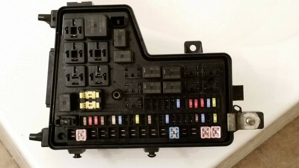 2004 dodge ram1500 fuse box relay panel p56049011ai ebay
