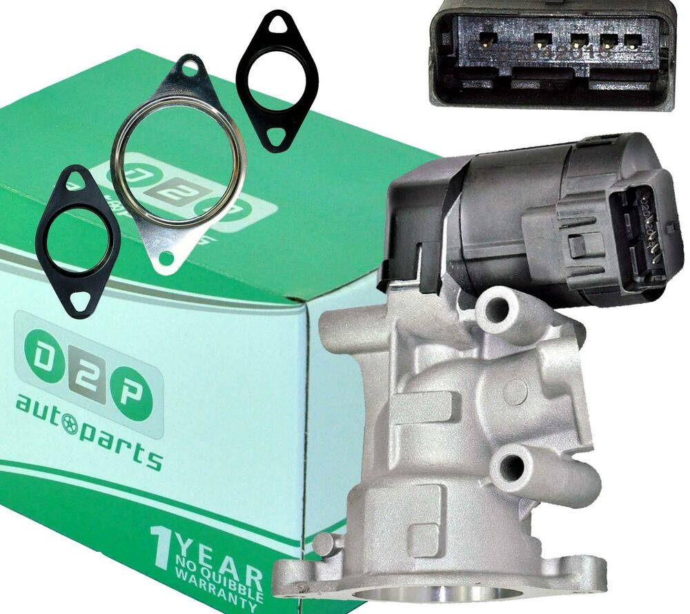 egr valve for citroen c4 c4 picasso c5 mk2 mk3 c8 dispatch 2 0 hdi 161831 1618s8 ebay. Black Bedroom Furniture Sets. Home Design Ideas