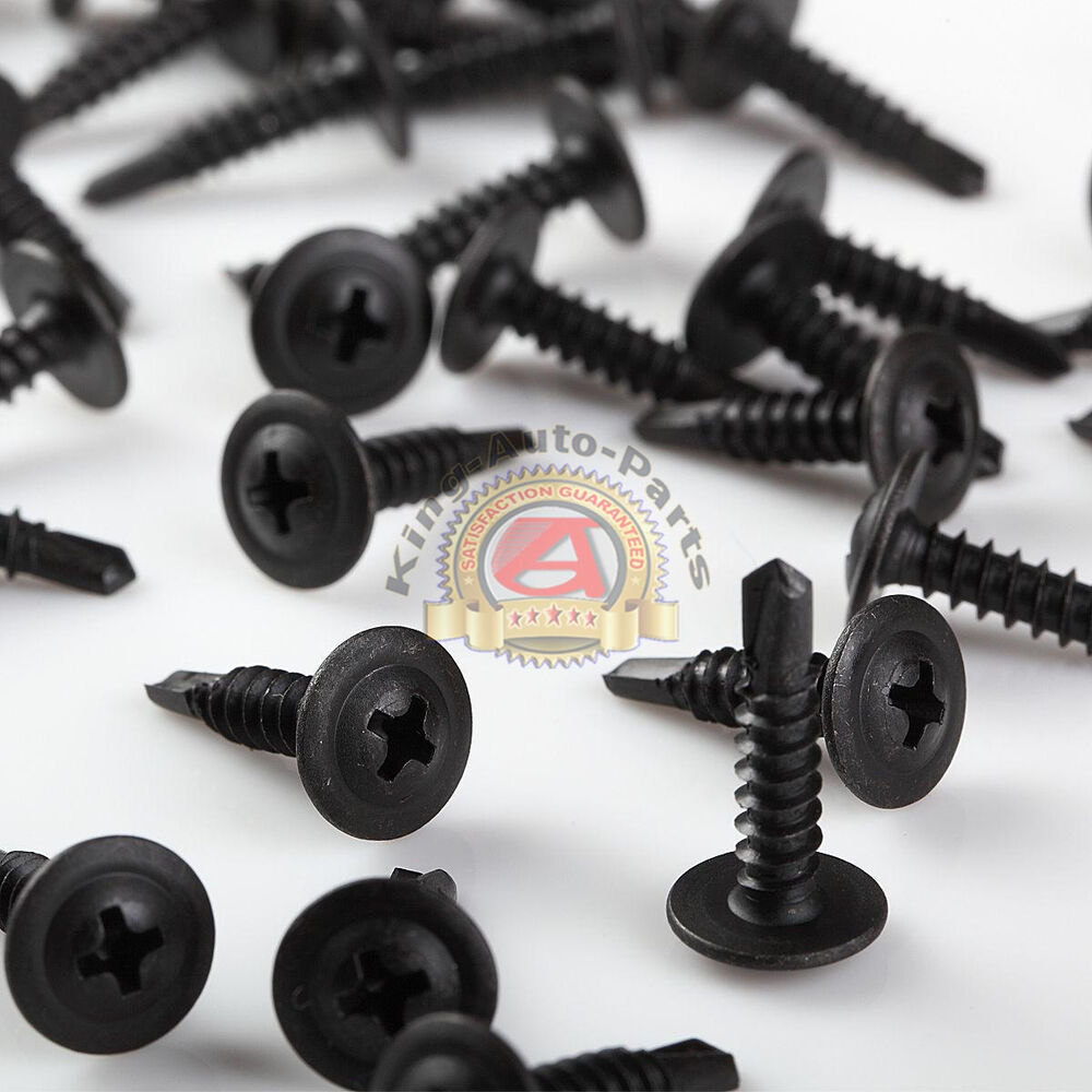 phillips truss head black sheet metal self tapping screw 18 8 8x3 4 39 39 qty 500 ebay. Black Bedroom Furniture Sets. Home Design Ideas
