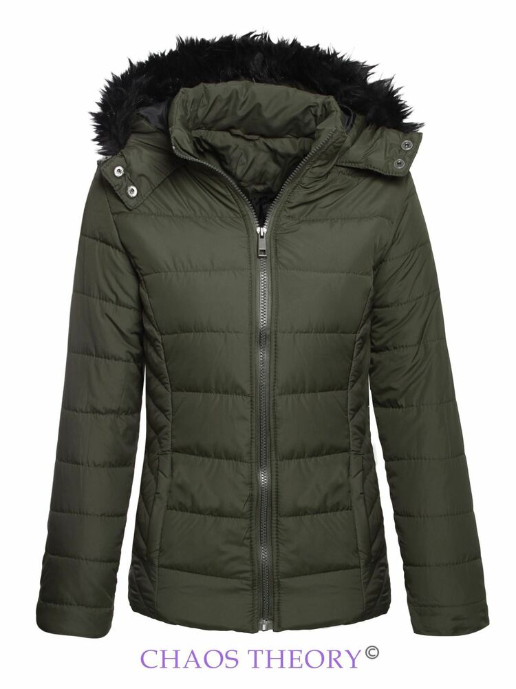 Enjoying the great outdoors or just zipping around town? Our range of womens padded coats are made for the fickle weather. Insulated and water resistant a padded or quilted jacket will see you right through colder the months.