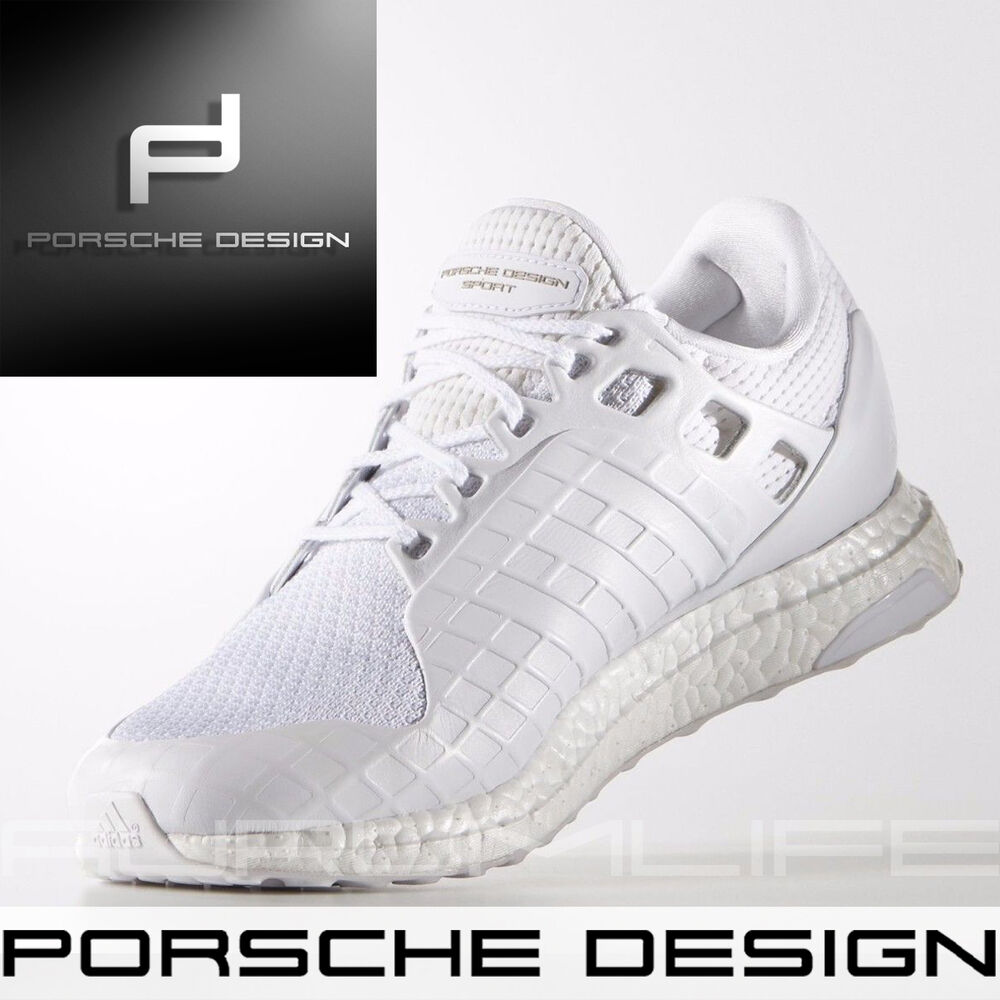 adidas porsche design ultra boost bounce mens white shoes. Black Bedroom Furniture Sets. Home Design Ideas