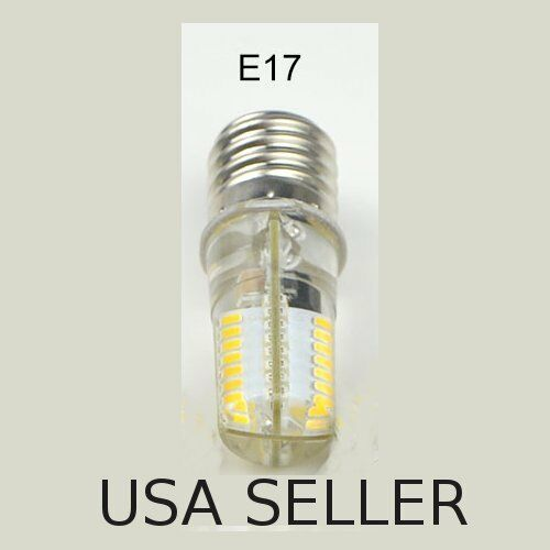 E17 Led Appliance Microwave Light Bulb Lamp 120vac 25t8n