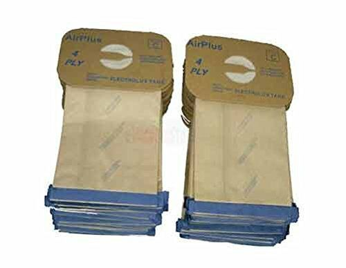 Envirocare Vacuum Bags For Electrolux Canister Style C