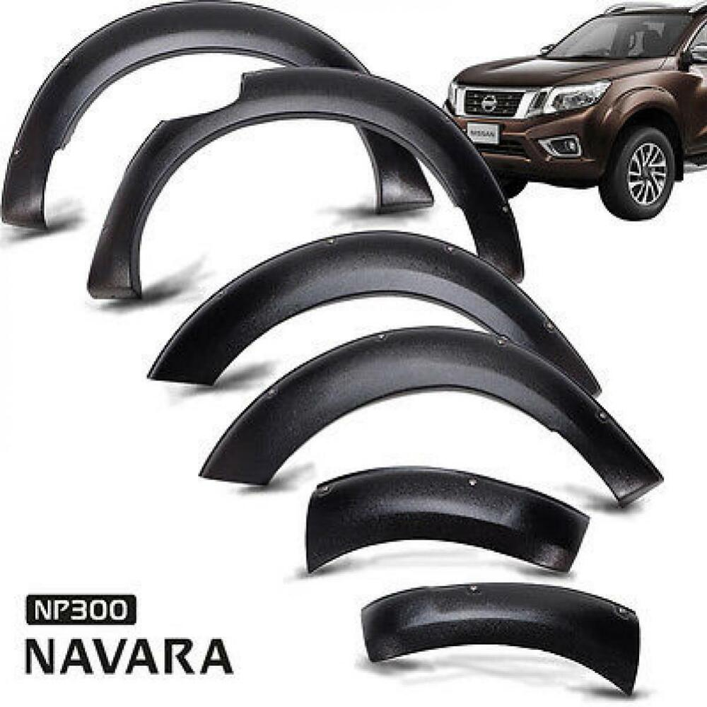Fit 2015 2016 Nissan Navara Np300 D23 Off Road Fender
