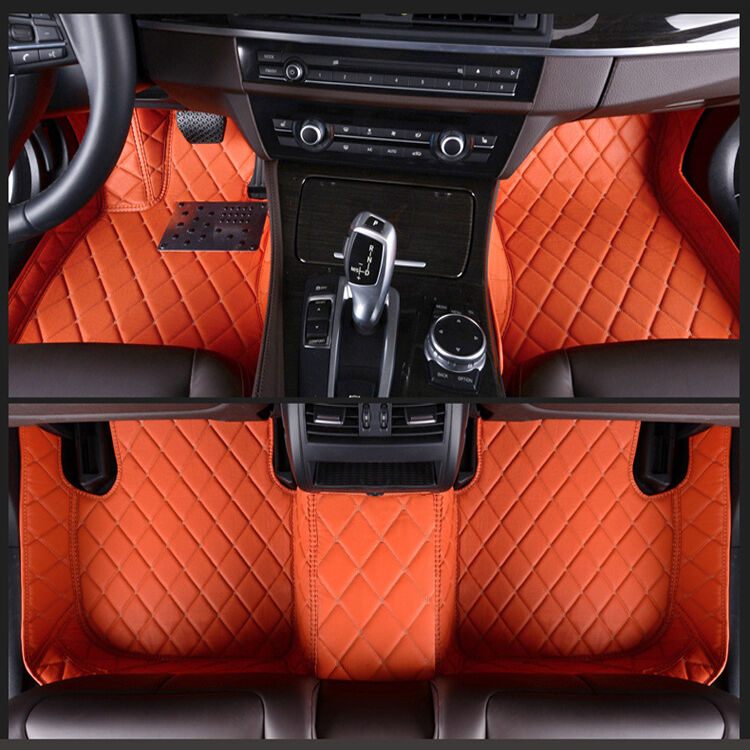 For Cadillac Cts Cts V W Awd 6 Colours Leather Car Floor