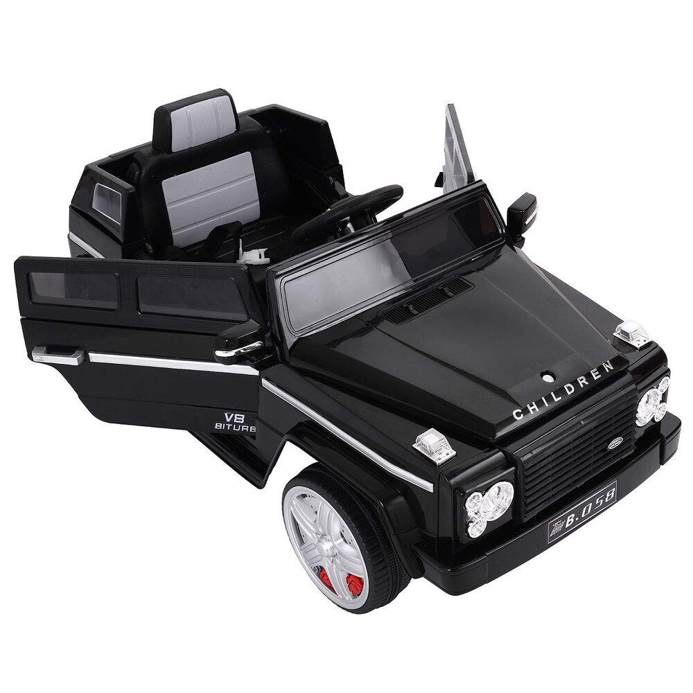 Power Wheels Cars Bentley: 12V MP3 Kids Ride On Truck Car Remote Control Battery