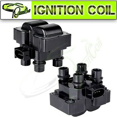 2× Ignition Coil For Ford Ranger 2.3L 2.5L F150 Expedition Lincoln Mercury FD487