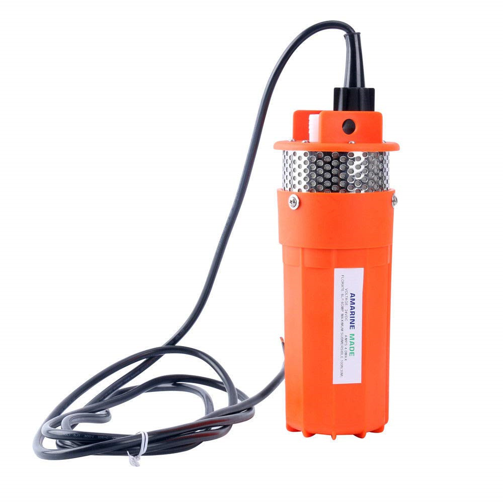 24v Submersible Deep Dc Solar Well Water Pump Solar