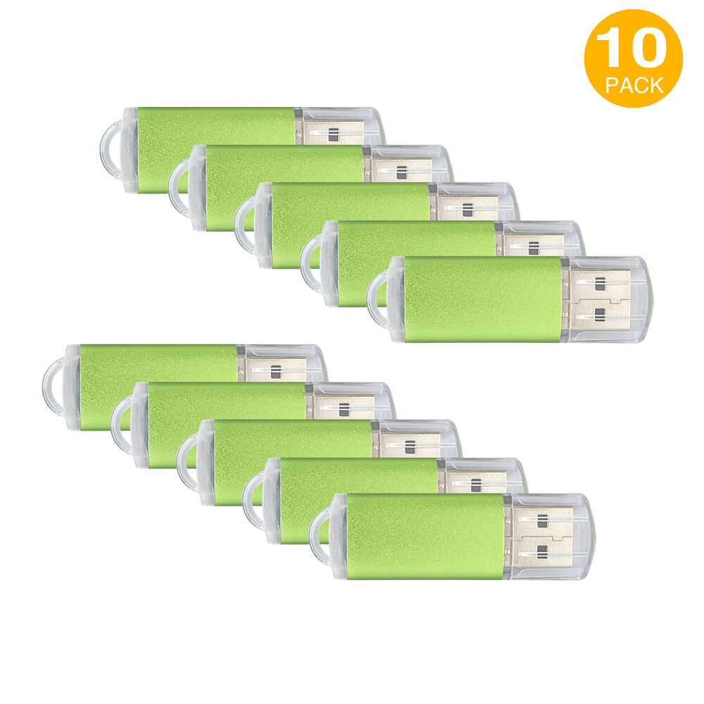 Kootion Bulk 10 1g 16g Usb Flash Drive Enough Memory Stick